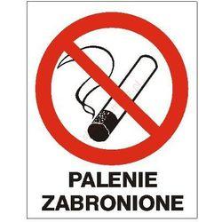 Znak Palenie zabronione 150x200 PB