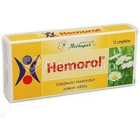 Hemorol x 12 czop