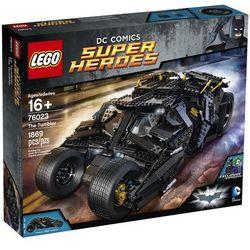 Lego SUPER HEROES Batman the tumbler 76023