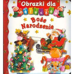 Boże Narodzenie Obrazki dla maluchów (opr. twarda)