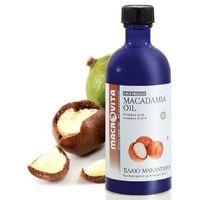 MACROVITA OLEJEK MAKADAMIA - tłoczony na zimno olejek kosmetyczny z kompleksem witamin E+C+F 100ml