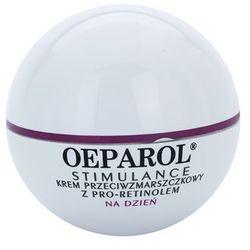 Oeparol Stimulance krem na dzień przeciwzmarszczkowy z Pro-retinolem do cery normalnej i mieszanej + do każdego zamówienia upominek.