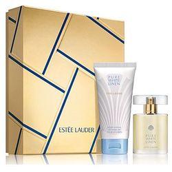 Estee Lauder Pure White Linen, Zestaw podarunkowy, parfémovaná voda 30ml + telové mlieko 75ml