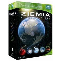BBC - Ziemia - Potęga planety (Box 5 DVD)