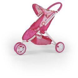 Milly Mally, Zuzia, wózek dla lalek, brązowy Darmowa dostawa do sklepów SMYK