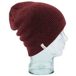czapka zimowa COAL - The Frena Solid Heather Burgundy (13)