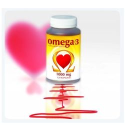 Omega-3 1000 mg - 120 kaps