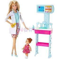 Barbie lalka Mattel (lekarka)