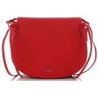588acac46b0b6 Uniwersalne Torebki Damskie Listonoszki na każdą okazję marki Diana&Co  Czerwone (kolory)