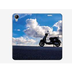 Flex Book Fantastic - HTC Desire 825 - pokrowiec na telefon - skuter