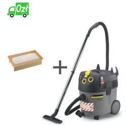 NT 35/1 Tact Te H odkurzacz profesjonalny do pyłów niebezpiecznych Karcher + Filtr HEPA # GWARANCJA DOOR-TO-DOOR