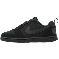 Nike Sportswear COURT BOROUGH Tenisówki i Trampki black