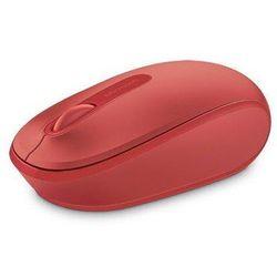 Microsoft 1850 Wireless Mobile Mouse czerwona