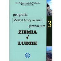 Geografia GIM KL 3. Ćwiczenia. Ziemia i ludzie (2011) (opr. miękka)