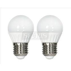 Dwupak LED SMD AJE-DS3027G-C DB 320lm 4W E27 zimny