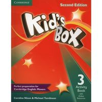 Kid's Box Level 3 2nd Edition: : Activity Book