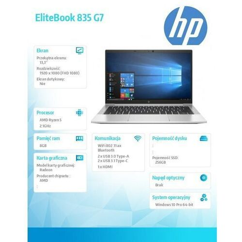 HP EliteBook 204d7ea