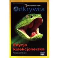 National Geographic Odkrywca 4-6 Edycja Kolekcjonerska Rok szkolny 2012/13 (opr. twarda)