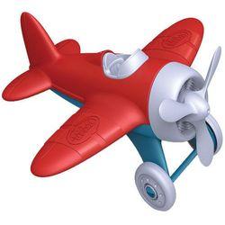 Samolot czerwony