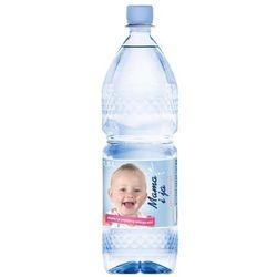 MAMA I JA 1,5l Woda źródlana niegazowana
