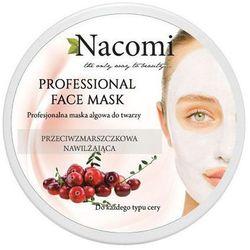 Nacomi Profesjonalna maska algowa przeciwzmarszczkowa, 100 ml