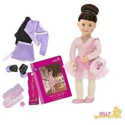 Lalka Sydney Lee - baletnica z dodatkowym zestawem ubranek i akcesoriami