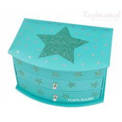 Szkatułka pudełko na biżuterię 7872 Top Model Star