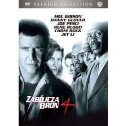Zabójcza Broń 4 (DVD) Premium Collection