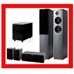 JAMO S506 HCS3 + SUB 210 - kolumny , głośniki - w zestawach taniej - pytaj??