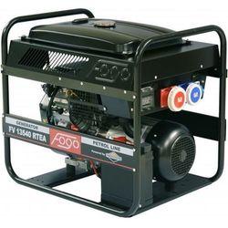 Agregat prądotwórczy Fogo FV 13540, Model - FV 13540 RTEA