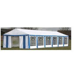 Pawilon ogrodowy 12x6m, niebieski Zapisz się do naszego Newslettera i odbierz voucher 20 PLN na zakupy w VidaXL!