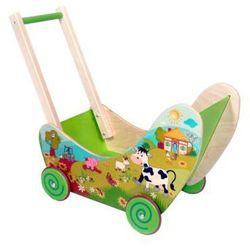 HESS Wózek dla lalek Farma