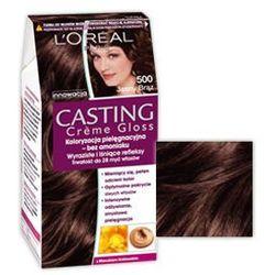 Casting Creme Gloss farba do włosów Chatain Clair 500 Jasny brąz