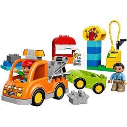 Lego DUPLO Samochód pomocy drogowej 10814
