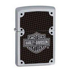 Zapalniczka Zippo Harley Davidson Carbon (24025)