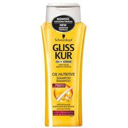 GLISS KUR 400ml Oil Nutritive Szampon do włosów