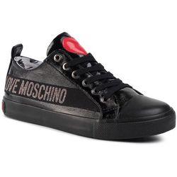 trampki love moschino ja15042h0jjr700a black w kategorii