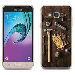 Foto Case - Samsung Galaxy J3 (2016) - etui na telefon Foto Case - narzędzia