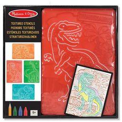 Melissa & Doug Zestaw Szablonów Dinozaury