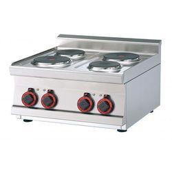 Kuchnia elektryczna top