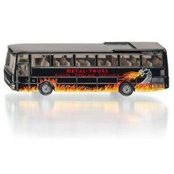 Siku - Autobus szkolny, srebrny - Siku