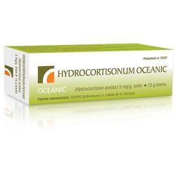HYDROCORTISONUM krem 5mg/g OCEANIC