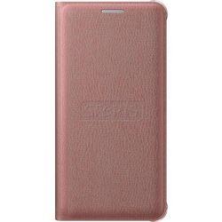 Etui SAMSUNG Flip Wallet do Galaxy A5 (2016) Różowe Złoto - EF-WA510PZEGWW