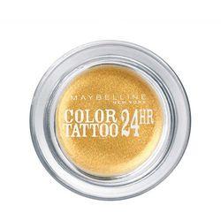 MAYBELLINE COLOR TATTOO CIEŃ DO POWIEK GOLD - 75 GOLD