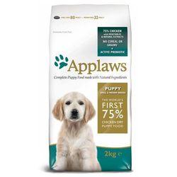 Duże opakowanie Applaws w niskiej cenie! - Puppy Small & Medium Breed, kurczak, 7,5 kg