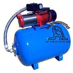 Hydrofor MH-1300 INOX ze zbiornikiem 150L 230V promocja!