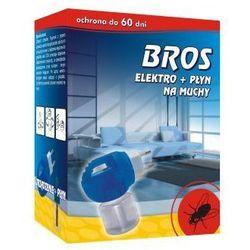 Elektro + płyn na muchy BROS