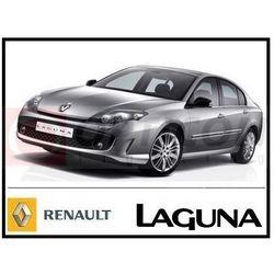 Renault Laguna III - Światła do jazdy dziennej LED DRL P21W Ba15s Epistar - Zestaw 2 żarówki