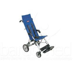 Wózek inwalidzki dziecięcy spacerowy Patron Corzino Classic szer. 42