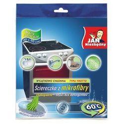 Ściereczki z mikrofibry JAN NIEZBĘDNY zielone